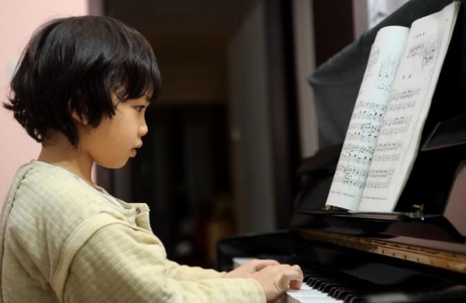 没有天赋可以学钢琴吗